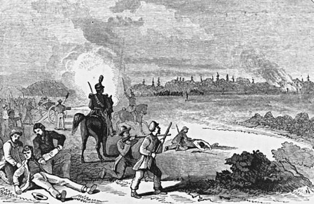 몽고메리 타븐 전투