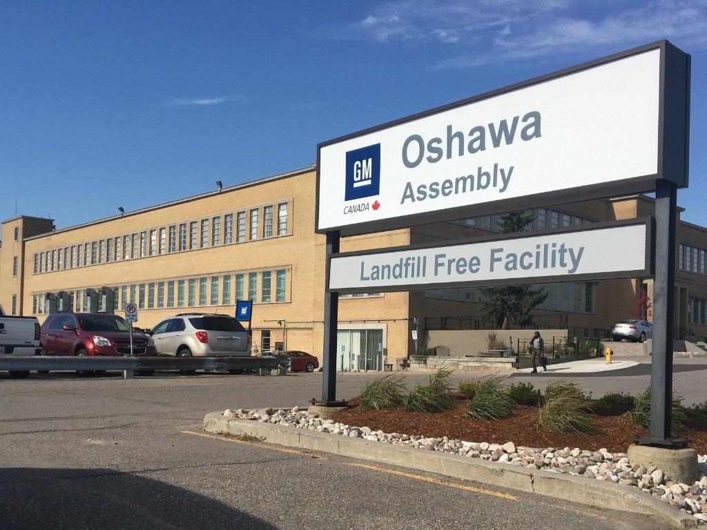 온타리오 오샤와 GM공장 폐쇄 발표에 캐나다 충격 gm