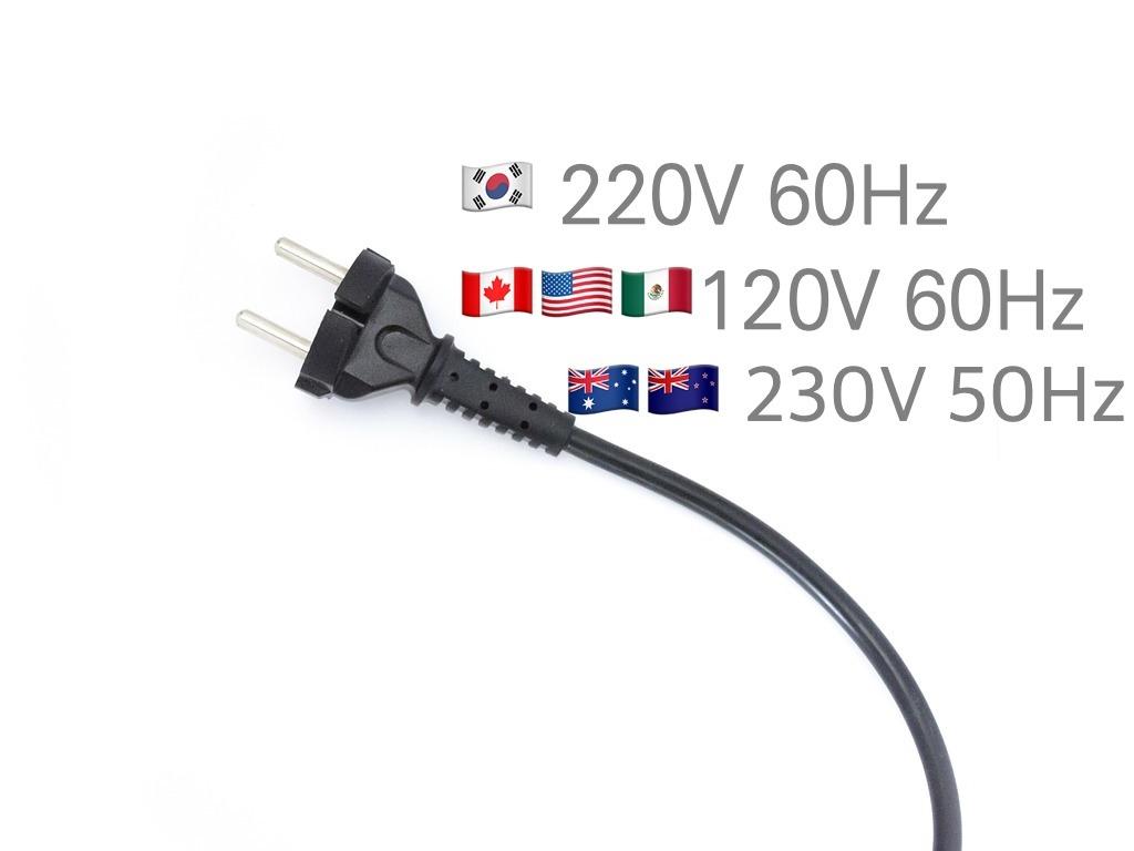 북미 가전 제품, 한국에서 쓰려면 이점 참고하세요