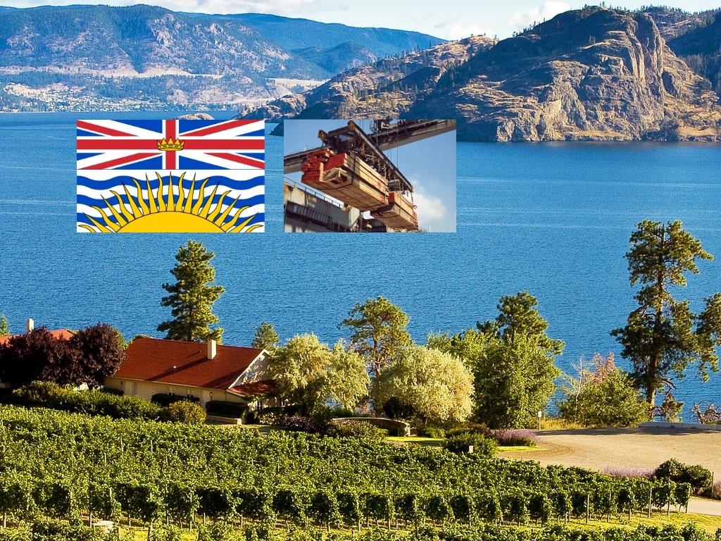 [지리] 브리티시 컬럼비아(British Columbia) britishColumbia 1