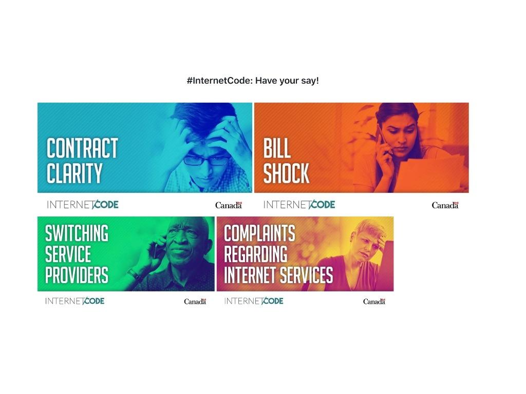 인터넷 서비스 관련, 소비자 보호 규약 준비 중 crtc
