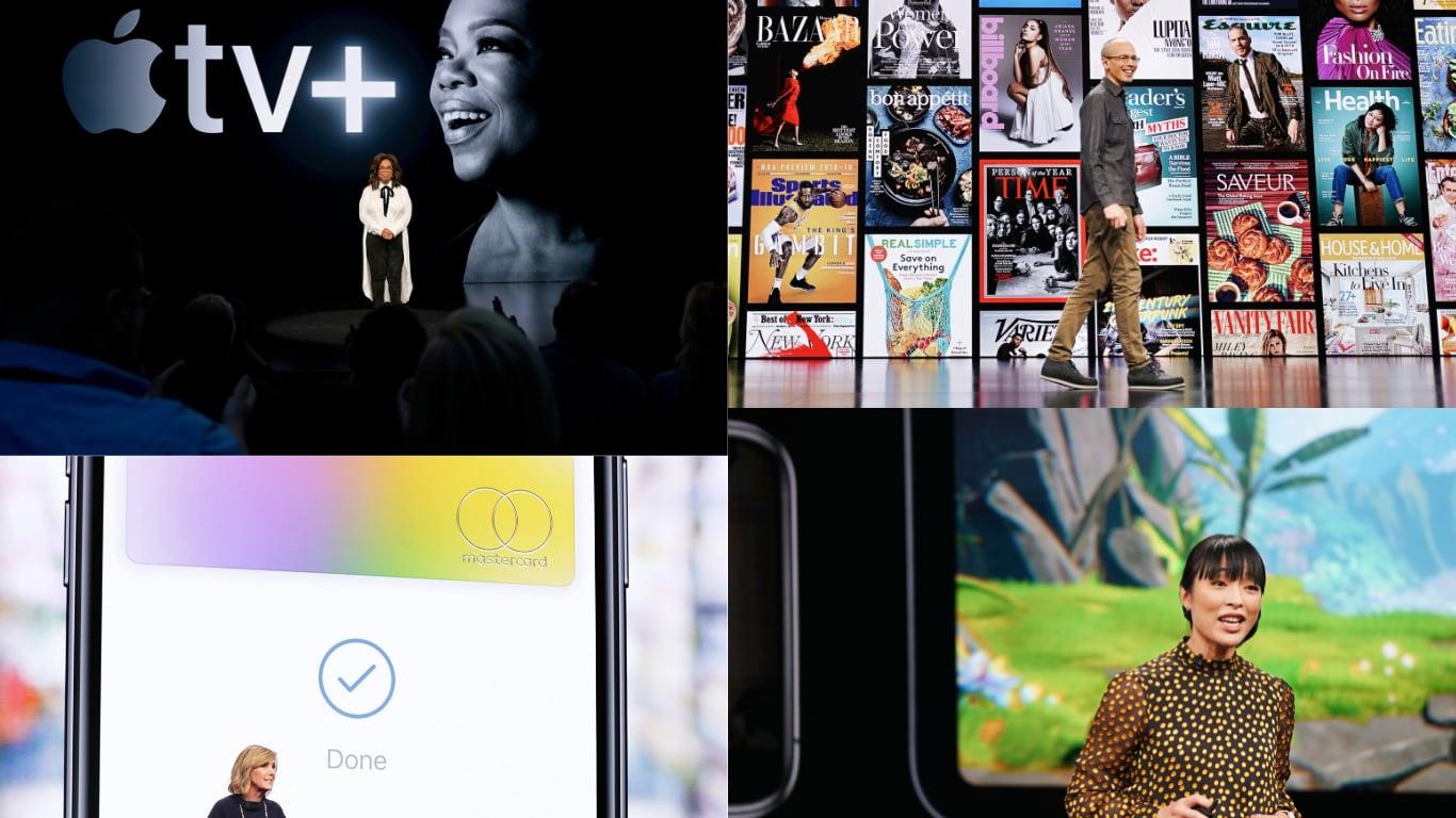 애플 키노트 2019