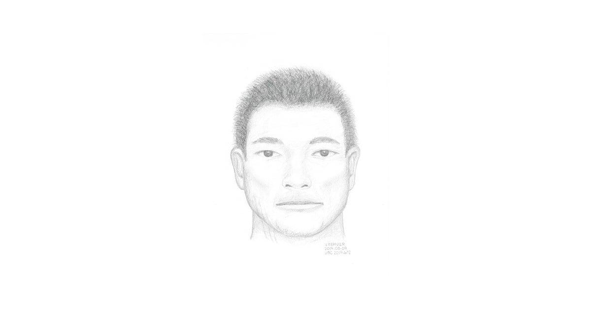 UBC 밴쿠버 캠퍼스 폭행사건 용의자 몽타주