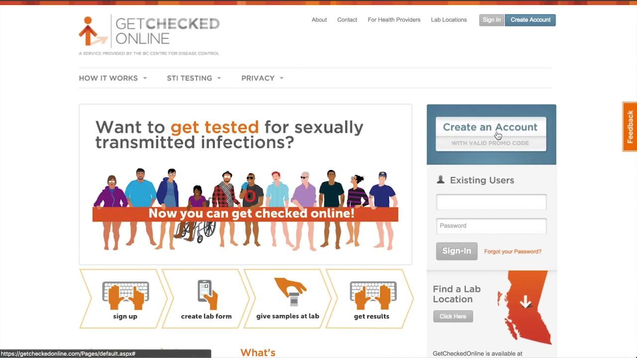 의사 거치지 않고 간염/성병 검사받는 방법