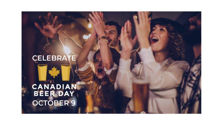 """""""오늘, 캐나다 맥주의 날로"""" 캐나다 맥주협회"""