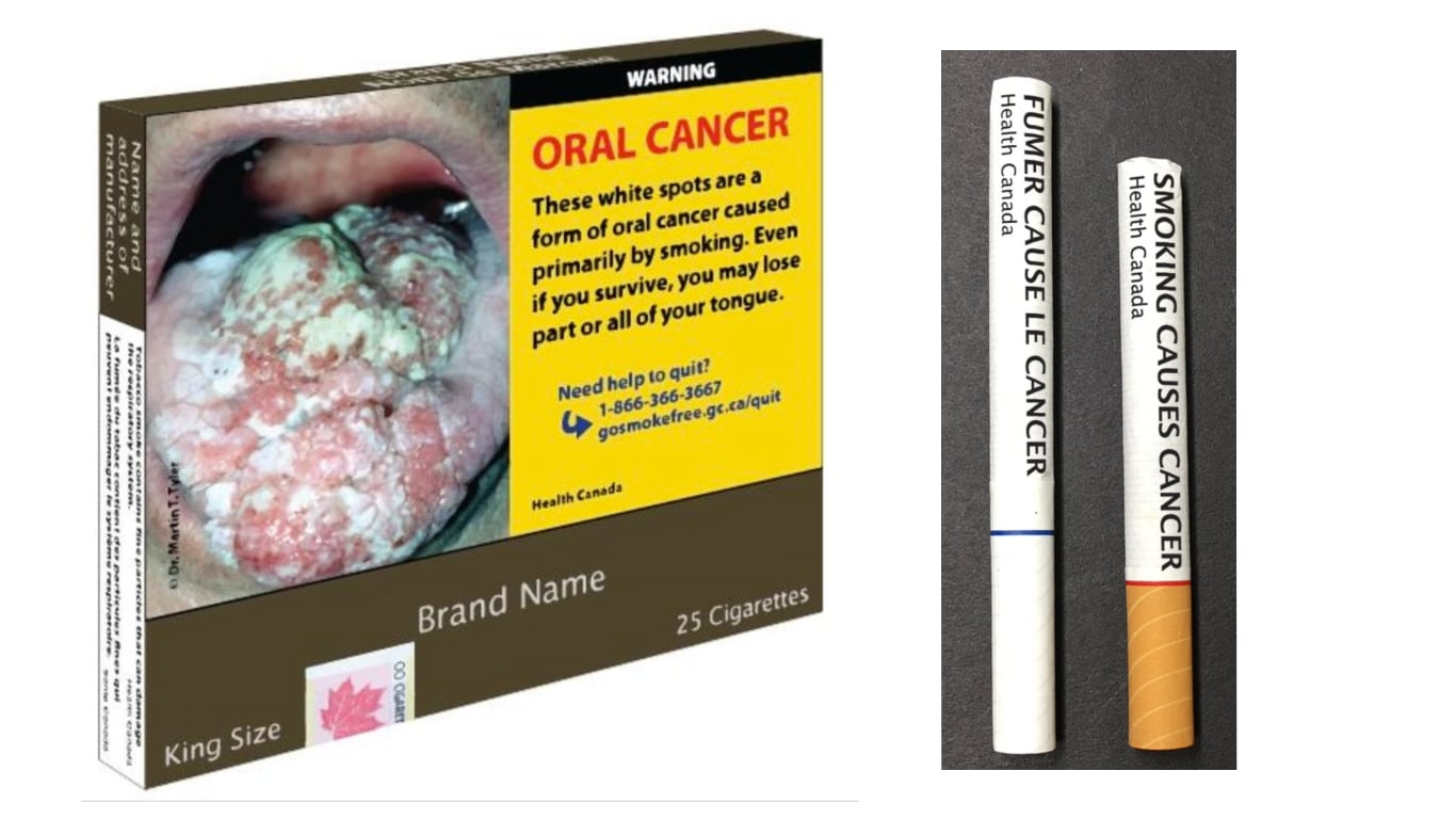 캐나다 담배 규제