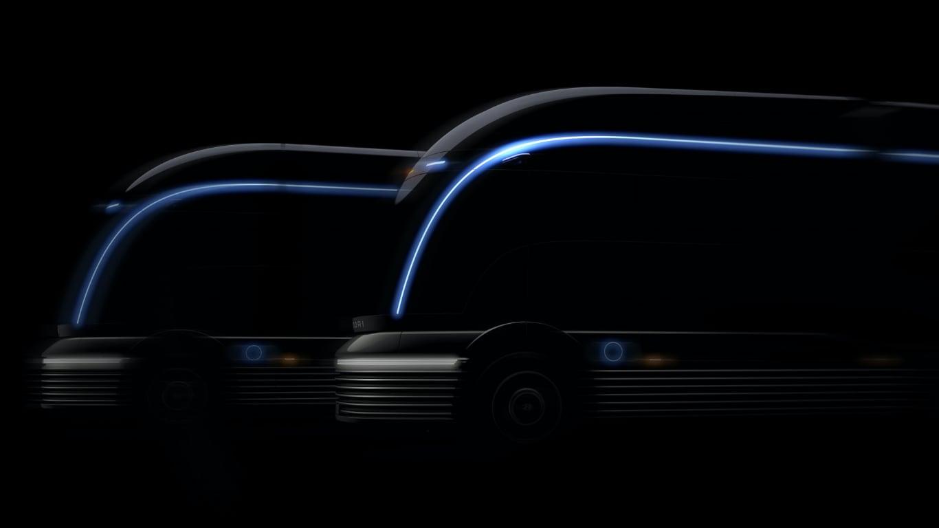 현대 모터스 넵튠 컨셉