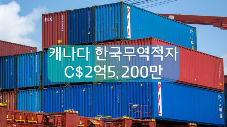 중국 관계 악화, 무역 수치에 반영