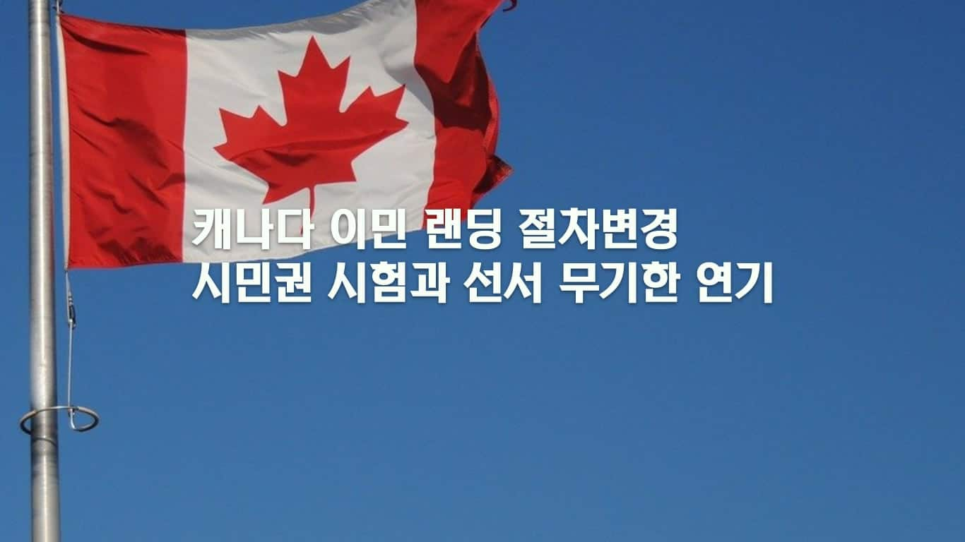 캐나다 이민, 시민권