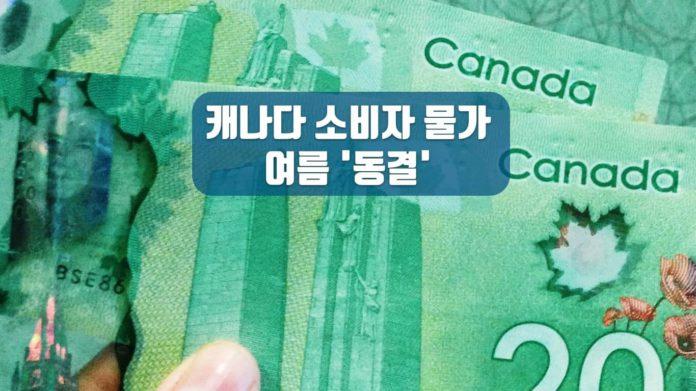 캐나다 소비자 물가