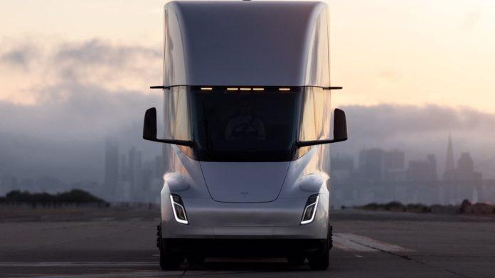 월마트 캐나다, 테슬라 전기 트럭 도입