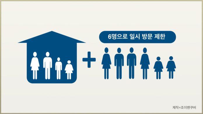 BC주 가정 모임 제한