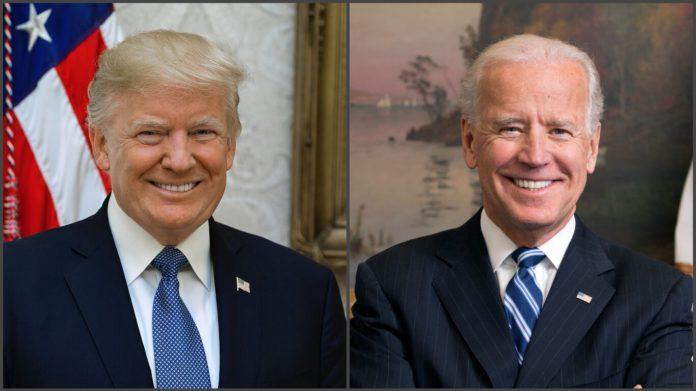 트럼프와 바이든