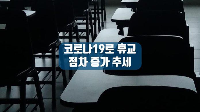 코로나19로 휴교
