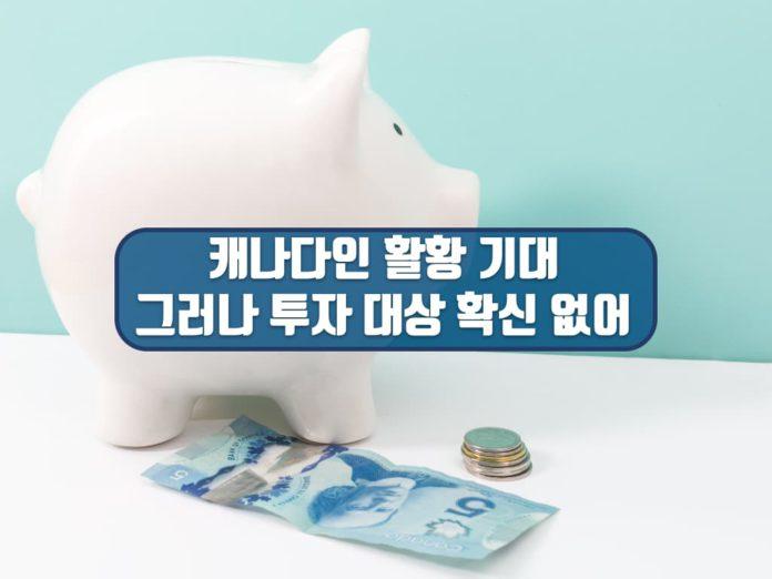 캐나다인 투자자 심리