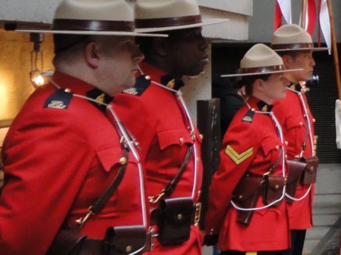 캐나다 연방경찰