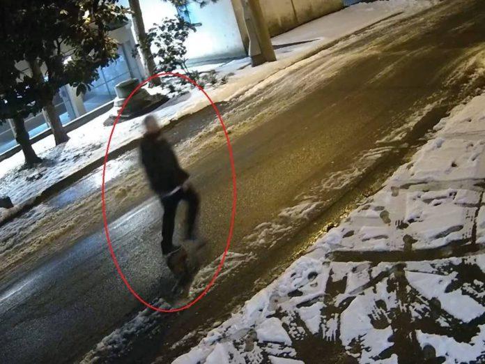 밴쿠버 시내 습격 사건 용의자