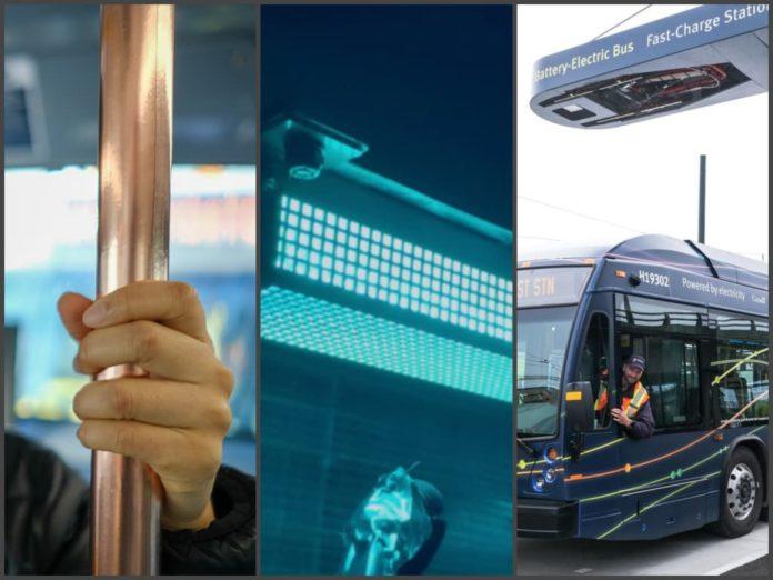 첨단 버스 기술