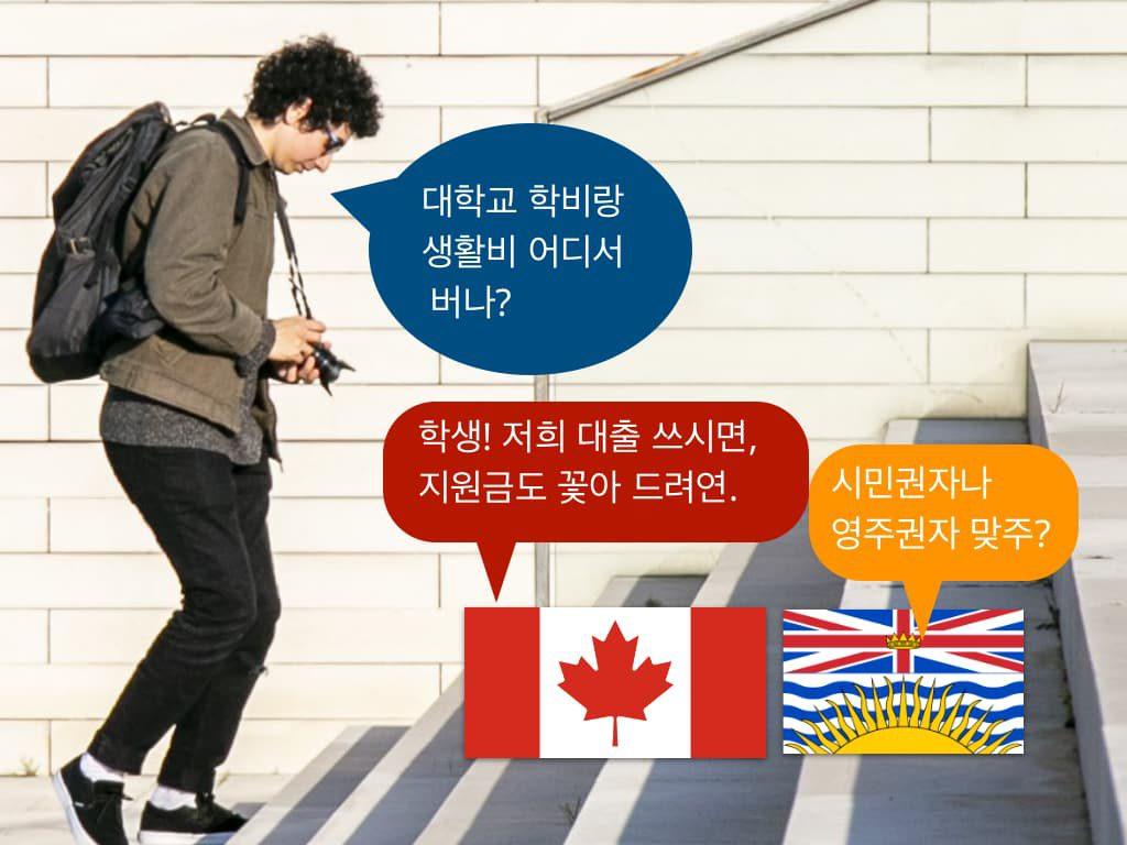 [총정리] 캐나다 대학생에 대한 정부의 학비 지원 제도는 이렇다 Pt 01