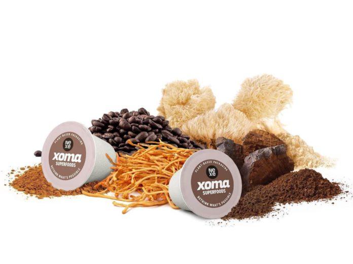 버섯 믹스 커피
