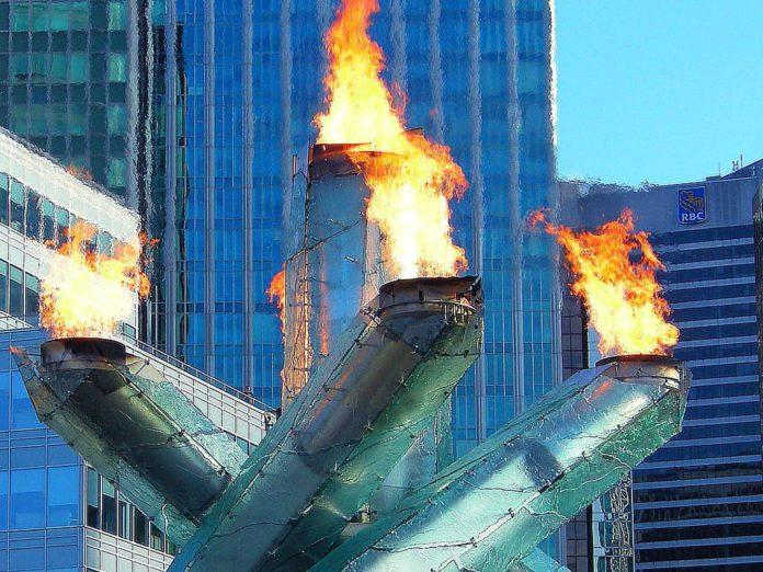 밴쿠버 동계올림픽 성화탑