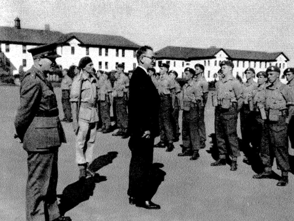 한국전쟁, 캐나다군은 중공군을 주적으로 대항해 싸웠다 625 2