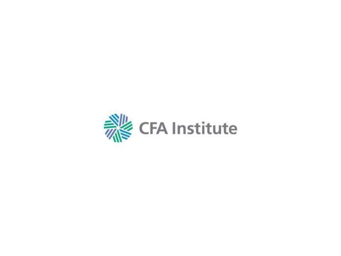 CFA 인스티튜트 로고.