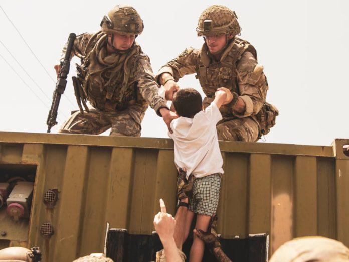 아프간 탈출