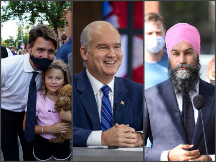 캐나다 주요 정치인