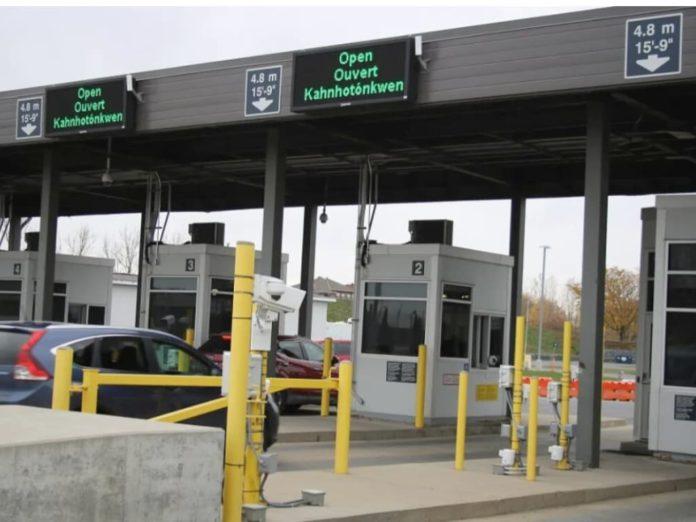 캐나다-미국 육로 국경